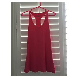 Hot Pink Active Wear Tank